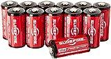 SUREFIRE(シュアファイア) LEDライト専用 3Vリチウムバッテリー 123A 1箱(12個入り) SF12BB
