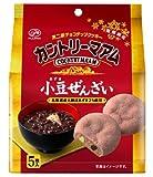 不二家 カントリーマアム(小豆ぜんざい) 5枚×5袋
