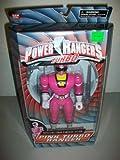 """おもちゃ Power Rangers パワーレンジャー Turbo 1997 8"""" Pink Ranger repeating turbo punching action! Brand new in sealed package.."""