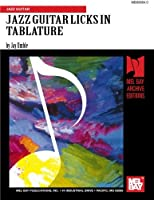 Jazz Guitar Licks in Tablature