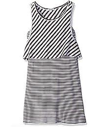 Splendid DRESS ガールズ カラー: グレー