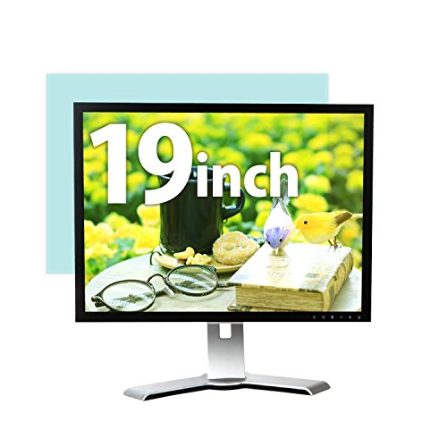 【2012年モデル】エレコム 液晶保護フィルム ブルーライトカット 19インチ 反射防止 5:4 EF-FL19BL