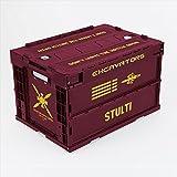 ID-0 ストゥルティー号船内備品 折りたたみコンテナ