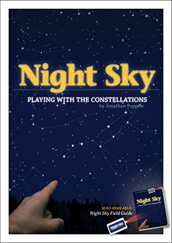 Night Sky Playing Cards: Playing With the Constellations (Nature's Wild Cards)