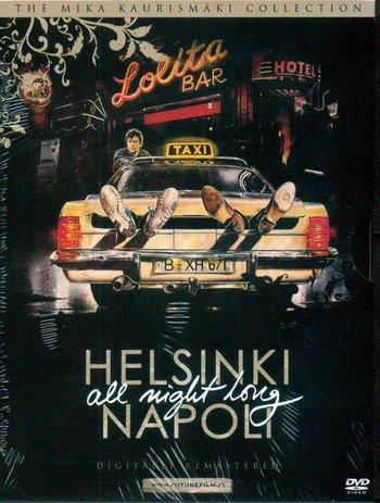 Helsinki Napoli All Night Long [Region 2]