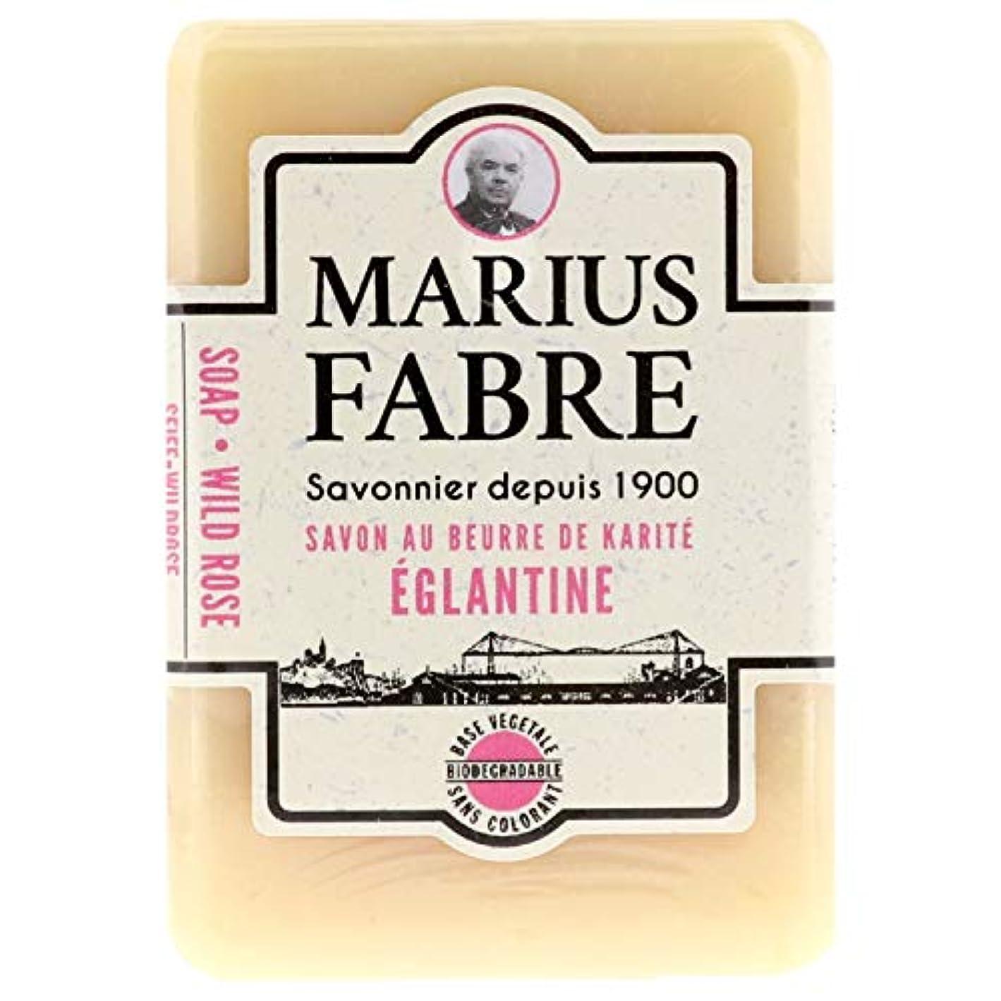 風好ましい透けるサボンドマルセイユ 1900 ワイルドローズ 150g