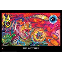 The Watcher by Grand Theft Rabbit Holeアートプリントポスター24 x 36インチ