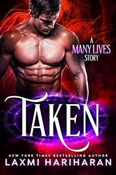 Taken: Paranormal Wolf Shifter Romance (Many Lives Book 2) by [Hariharan, Laxmi]