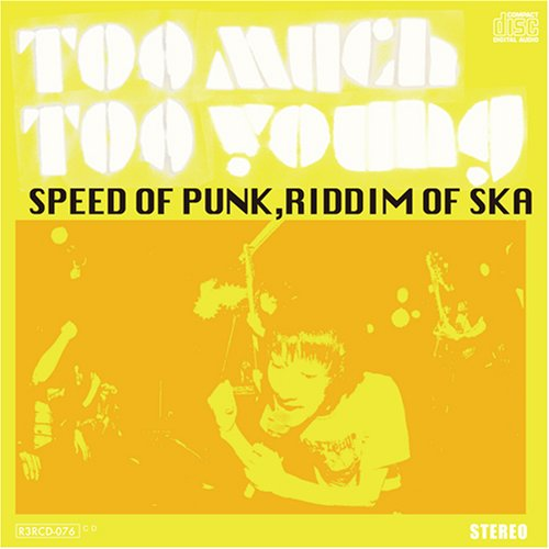 Speed Of Punk,Riddim Of Ska