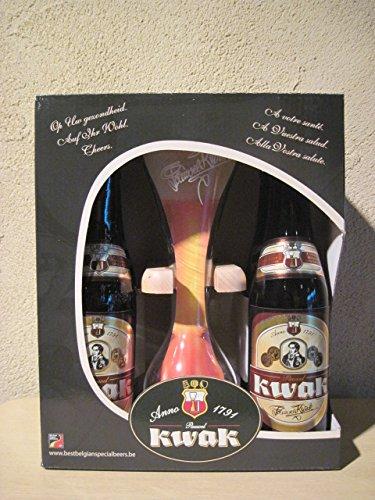 パウエルクワック 330ml瓶 グラス付ギフトボックス