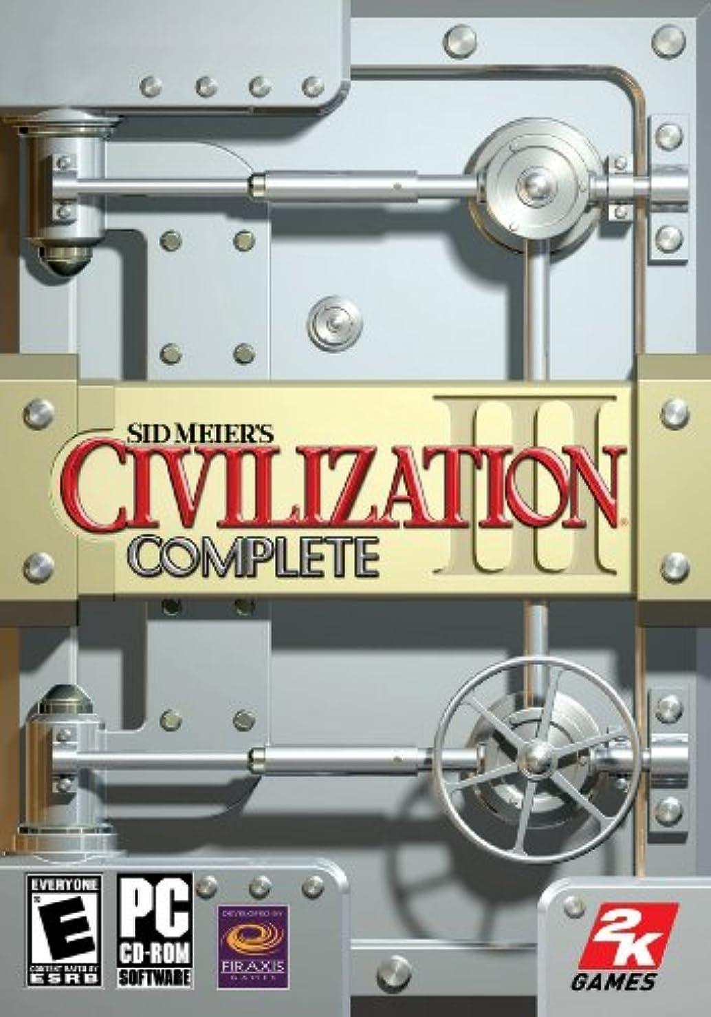 ソロ寸前腐ったSid Meier's Civilization(R) III: Complete Edition (英語版) [ダウンロード]