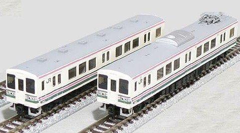 Nゲージ 4016-1 JR107系100番代 後期型 増結 (塗装済完成品)