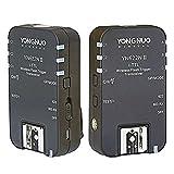 Yongnuo YN622N-II I-TTL HSS 1/8000秒 7チャンネル ラジオスレーブ ワイヤレスレリーズ ストロボフラッシュ 送受信機 Nikon D70 D80 D90 D200 D300 D600 D700 D800 D3000 D50