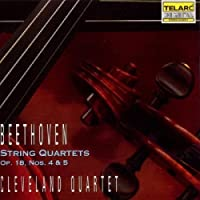 Beethoven: Quartets 4 & 5
