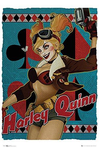 DC Comics Poster Harley Quinn Bombshell (61cm x 91,5cm)