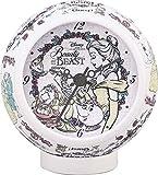 145ピース ジグソーパズル 美女と野獣 ベルの物語 【パズルクロック】(直径10x高さ10cm)
