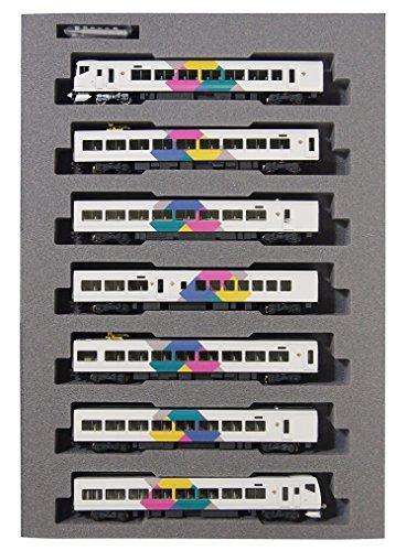 KATO N gauge E257 system Azusa and disclosure Basic 7-Car Set 10-1274 model  991