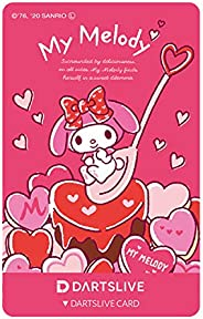ダーツ カード DARTS LIVE CARD 【ダーツライブカード】 ダーツライブカード マイメロディ | ダーツライブテーマ付き