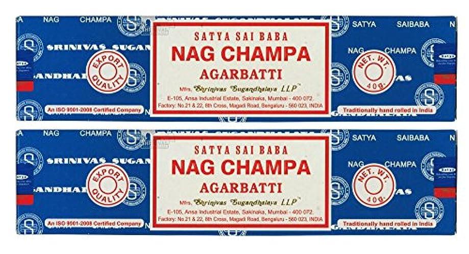 SATYA サイババナグチャンパ 40g 2個セット