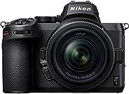 Nikon ミラーレス一眼カメラ Z5 レンズキット NIKKOR Z 24-50mm f/4-6.3 付屬 Z5LK24-50 ブラック