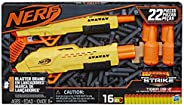 Nerf E8312 Alpha Strike Tiger DB-2 Duel Targeting Set,Yellow