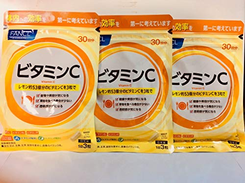 ファンケル(FANCL) ビタミンC&ビタミンP(約90日分)