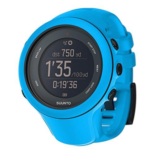 スント(SUUNTO) 腕時計 アンビット3 スポーツ ブルー 5気圧防水 GPS 速度/距離/GPS高度計測 [日本正規品 メーカー保証2年] SS020682000