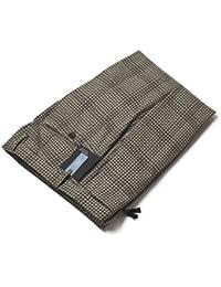 【アウトレット品】 インコテックス 国内正規品 N35型 SLIM FIT ウール チェック柄 スラックス 1NT035