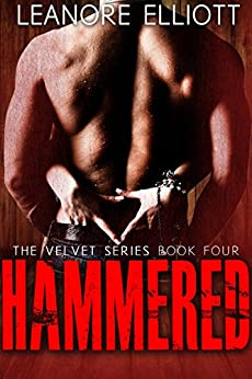 Hammered: A Western Romance (Red Velvet Series Book 4) by [Elliott, Leanore]