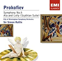 Symphony No 5 in B Flat / Ala & Lolly