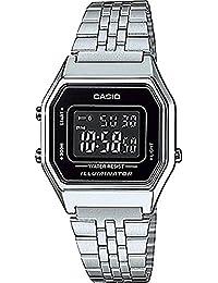【並行輸入品】CASIO BASIC DIGITAL LADYS カシオ ベーシック デジタル レディース LA680WA-1B