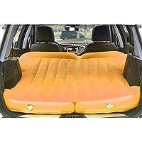 SUVフロッキングカーショックベッドトラベルコンパニオンカートラベルベッドエアクッション