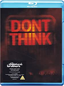 Don't Think [Blu-ray] [Import]