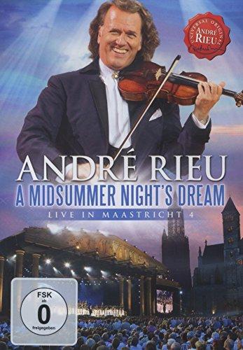 Midsummer Night's Dream-Live in Maastricht 4 [DVD] [Import]