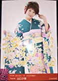 NMB48 公式生写真 2016年 福袋 封入 コメント入り 生写真 【山口夕輝】 1種コンプ