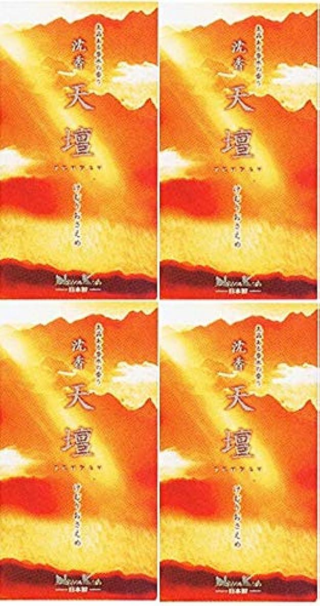 闘争で強化【まとめ買い】沈香天壇 バラ詰×4個