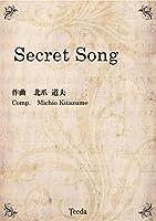 ティーダ出版 吹奏楽譜 Secret Song (北爪道夫)