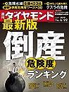 週刊ダイヤモンド 2019年 6/22 号 (最新版 倒産危険度ランキング)