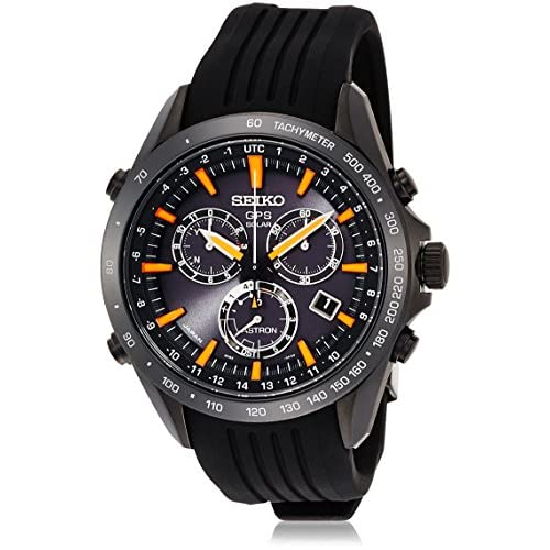 [セイコー]SEIKO 腕時計 ASTRON アストロン第2世代 ホワイトダイヤル ソーラーGPS衛星電波修正 サファイアガラス スーパークリア コーティング 日常生活用強化防水 (10気圧) SBXB017 メンズ