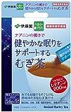 伊藤園 テアニンの働きで健やかな眠りをサポートするむぎ茶スティック 1.4g×5本[機能性表示食品]