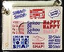 SMAP SHOP 2015-2016 10th Anniversary 公式グッズ パスケース