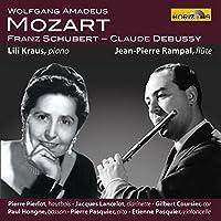 Mozart: Quintett KV 452 fur Klavier & Blaser