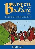 Malbuch Burgen und Basare