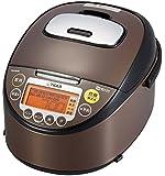タイガー IH炊飯器 「炊きたて」 tacook 一升 ブラウンステンレス JKT-V181-XT