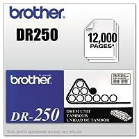 Brotherドラムユニット、ブラック–dr250dr250( DMI EA