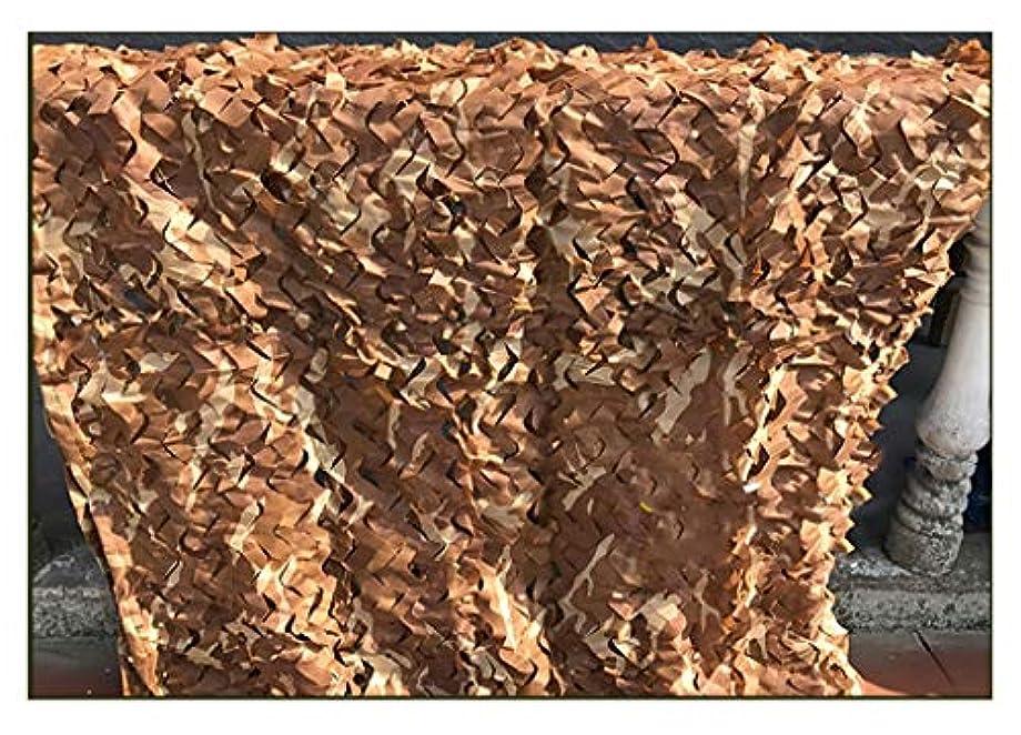 コイン符号マークされた砂漠のカモフラージュネット/キャンプ軍のハンティングショット (サイズ さいず : 5 * 10m)
