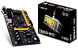 マザーボードBiostar tb350-btc AMD Ryzen CPU b350ddr4SATA PCI Express USB ATX小売