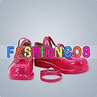 ★サイズ選択可★女性24CM UA0253 うたの☆プリンスさまっ♪ 来栖 翔 コスプレ靴 ブーツ