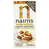 有機超が200グラムを播種Nairns (x 6) - Nairns Organic Super Seeded 200g (Pack of 6) [並行輸入品]