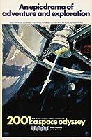 ポスタ- A4 パターンC 2001年宇宙の旅 光沢プリント